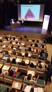 Escola Mare de Déu del Carme, Jornada d'actualització en neurodidàctica