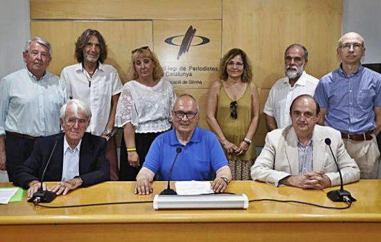Front comu, Diari de Girona i el Punt